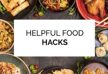 Helpful Food Hacks