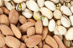 Nuts are packed with energy and nutrients and make a great sport snack