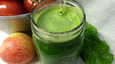 Sweet Cilantro Juice