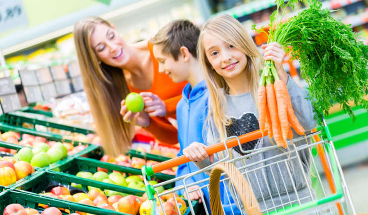 8 super simple way to get kids interested in eating right!
