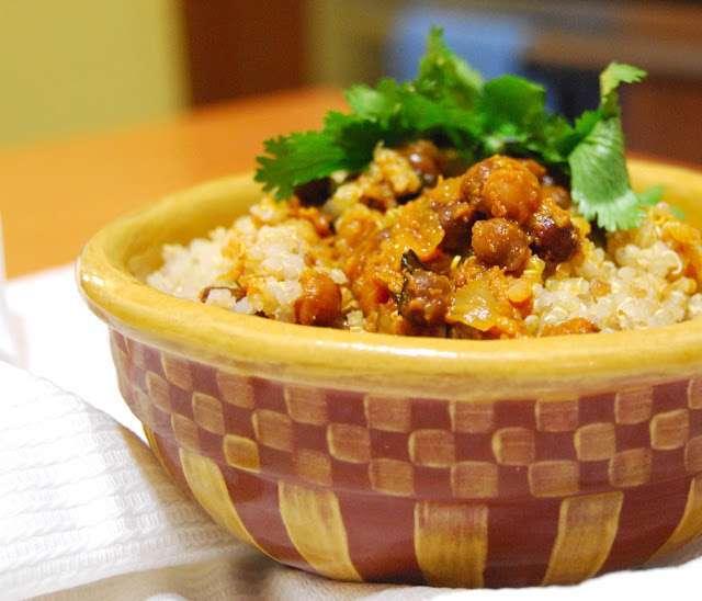 Quinoa Biriany