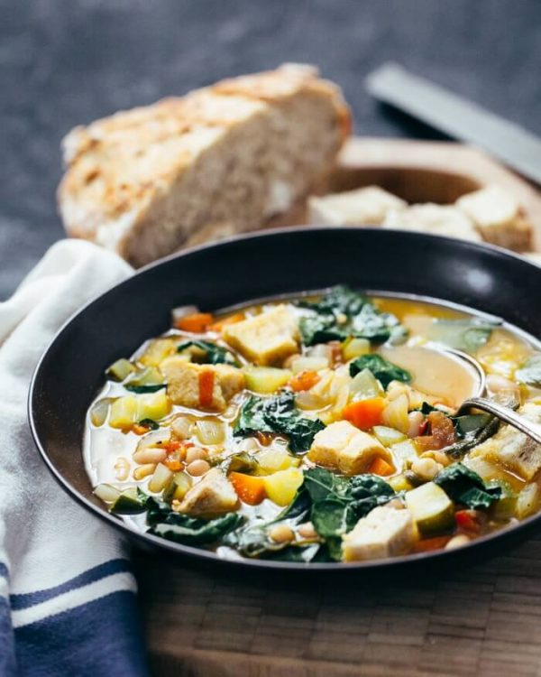 Tuscan Vegetable Stew Frommonday