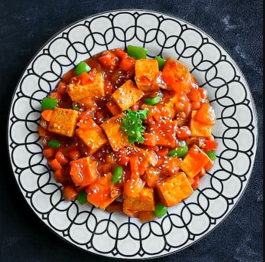 Sweet & Sour Tofu Frommonday