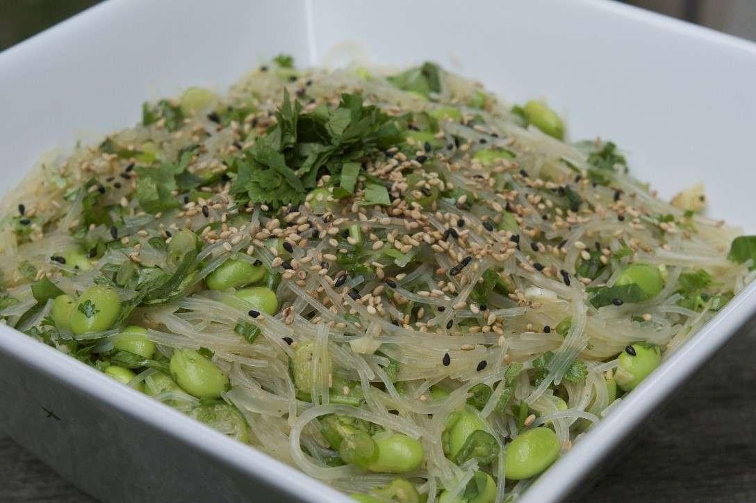 Glass Noodles Garden