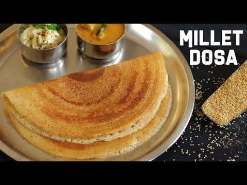 Millet Dosa Frommonday