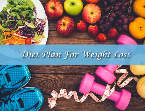 Diet Plan For Weight Loss- All you need to know